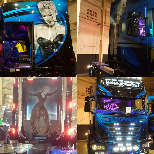 Plog -Mega trucksfestijn 2016