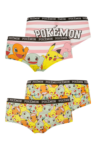 pokemon onderbroeken 2