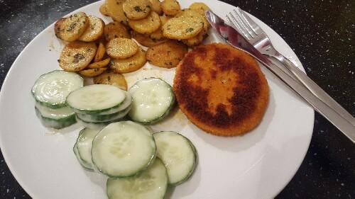 365 plates #34 kipburger