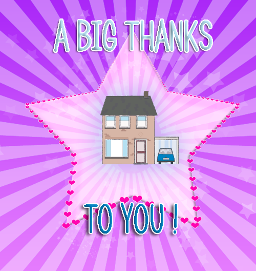 a big thanks to you