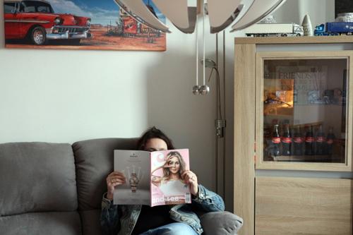 Tijdschrift And See van Chantal Janzen onder de loep!
