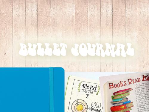 Bullet journal, inspiratie en nieuwe hobby