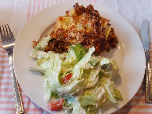 Recept – de uitgebreide lasagne