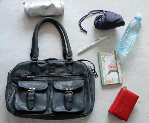 What's in my bag, de 6 belangrijkste dingen!