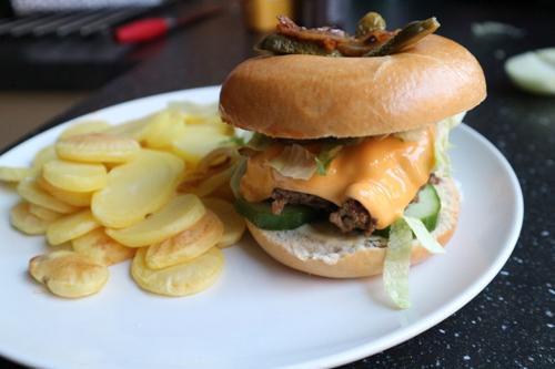 Recept – Mc Donalds New York bagel 2.0