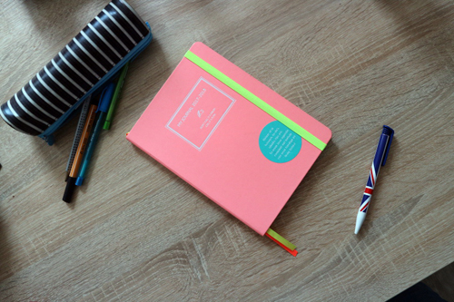 Review- My journal agenda 2017/2018