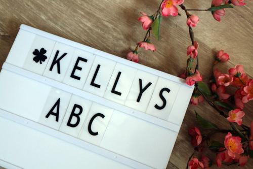 Het woordenboek van Kelly in het ABC
