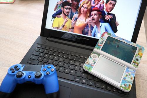 New in – verschillende games voor verschillende consoles