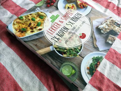 Lekker en Simpel 1x kopen 5x koken kookboek