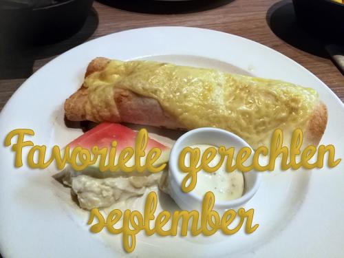 Favoriete gerechten| September wraps en meer!