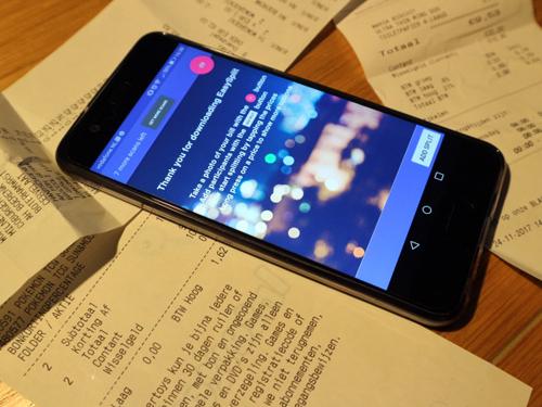 Tip van Zus: de EasySplit app voor bonnen
