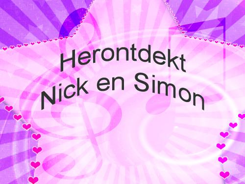 Herontdekt: muziek van Nick en Simon