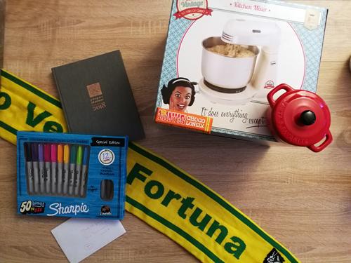 Bofbips, mijn verjaardagscadeautjes van dit jaar
