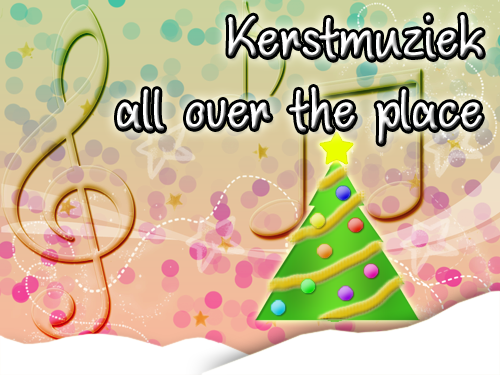 Kerstmuziek all over the place (mijn favoriete playlists)