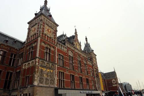 &ZUS #35-#36 Een dagje Amsterdam en een middagje Roermond
