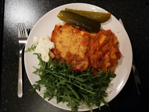 """Recept voor """"verse"""" lasagne met verstopte groente"""