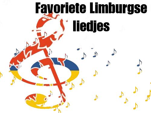Mijn favoriete Limburgse liedjes