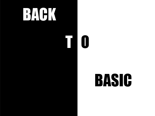 back to basic
