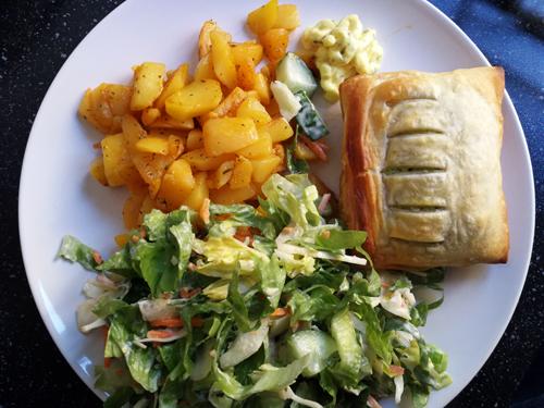 Favoriete gerechten mei: vis, gemak en de eerste ijscoupe