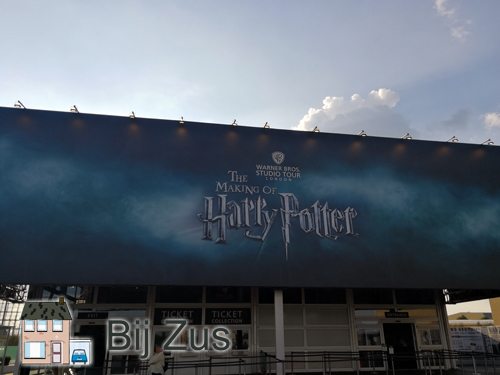 Bij Zus naar Engeland| Warner Bros. Studio Tour London