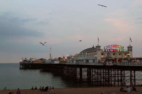 Bij Zus naar Engeland| Een hele dag Brighton
