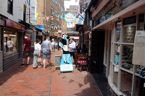 Mijn favoriete hotspots in Brighton