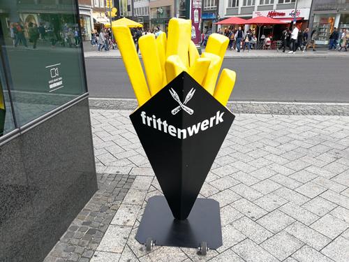 Hotspot: Frittenwerk in Aachen