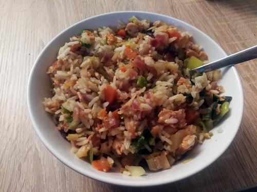 Recept – nasi, maar dan anders