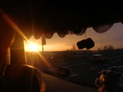 Bij Zus on the road #7 Van Wognum naar Tilburg