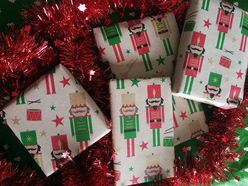 Inspiratie voor het inpakken van cadeaus