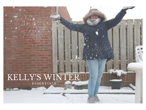 Hoe komt Kelly de winter door? Mijn essentials!