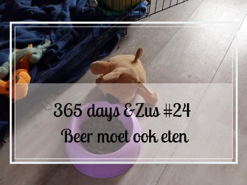 365 days &Zus #24 Beer moet ook eten