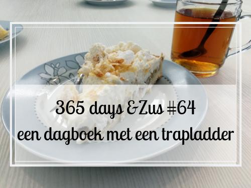 365 days &Zus #64 een dagboek met een trapladder