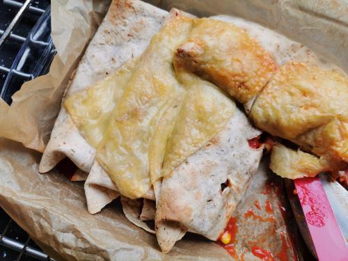 Ons avondeten #3 makkelijke Mexicaanse wraps
