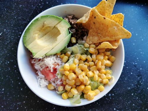 Ons avondeten #16-#17 stamppot en een taco bowl