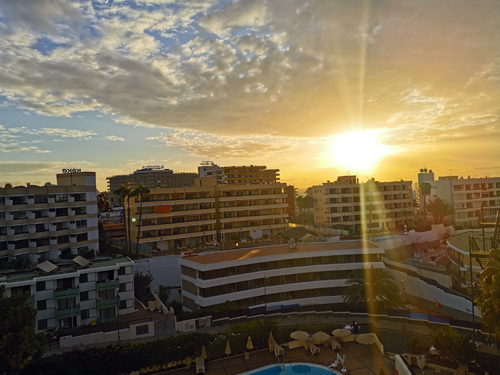 &Zus update #11 een week naar de zon op Gran Canaria
