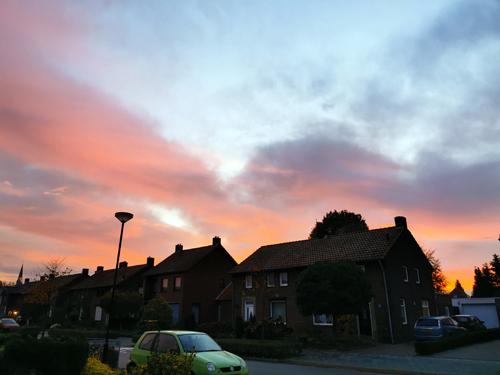 &Zus update #15 prachtige zonsopgang en spontaan bezoek