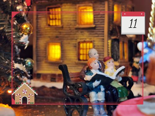 Bij Zus' adventskalender 2019: een kerstliedje voor het slapen