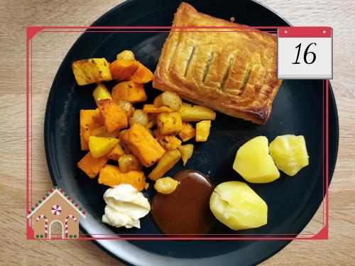 Ons avondeten #11 uit het kookboek en simpele gerechten