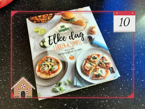 Bij Zus' adventskalender 2019: het lekker en simpel kookboek!