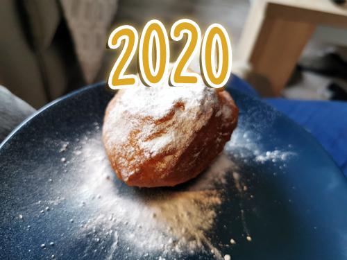 Oudjaarsavond, gelukkig 2020 en nieuwe wensen!