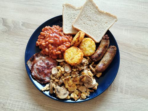 Ons avondeten #7 even op vakantie met Engelse recepten