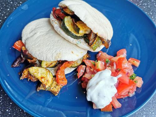 Ons avondeten #9 van Turkse groente-kebab tot lasagne