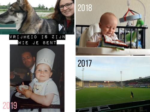 3 jaar Bevrijdingsdag in mijn digitale dagboek