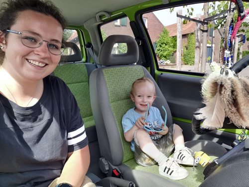 &Zus update #23 spelen met Olaf en genieten met mijn zusjes