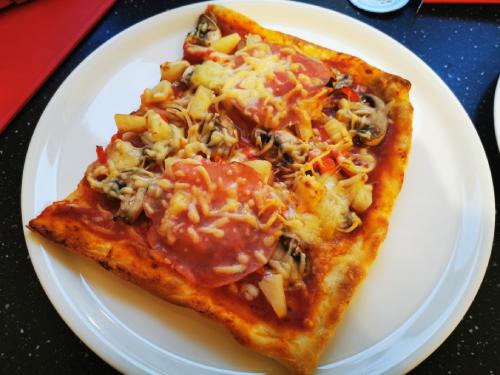 plaatpizza