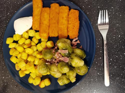 Ons avondeten #24 krieltjes, gourmetten en nasi