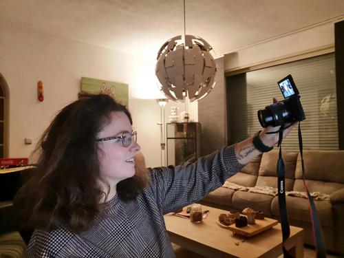 Bij Zus vlogt! hoe is mij het vloggen bevallen?