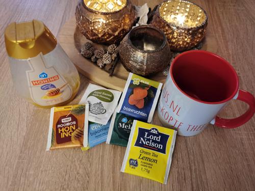 positiviteit online kopje thee