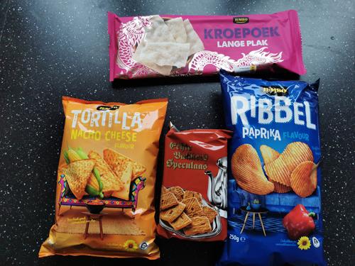 chips speculaas kroeppoek